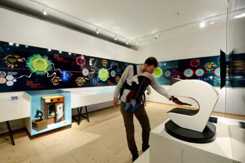 tentoonstelling Het Natuurhistorisch Museum Rotterdam