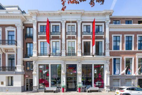 Entreegebied Beeld en Geluid Den Haag